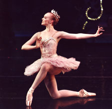 Erika Bandy as Sugarplum Fairy