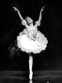 Melissa Barak as Sugarplum Fairy
