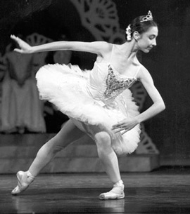 Anne Liceica as Sugarplum Fairy