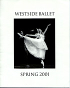 Cover, Spring 2001