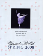 Cover, Spring 2008