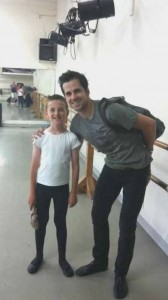 Master Class for Boys with NYCB Principal Robert Fairchild