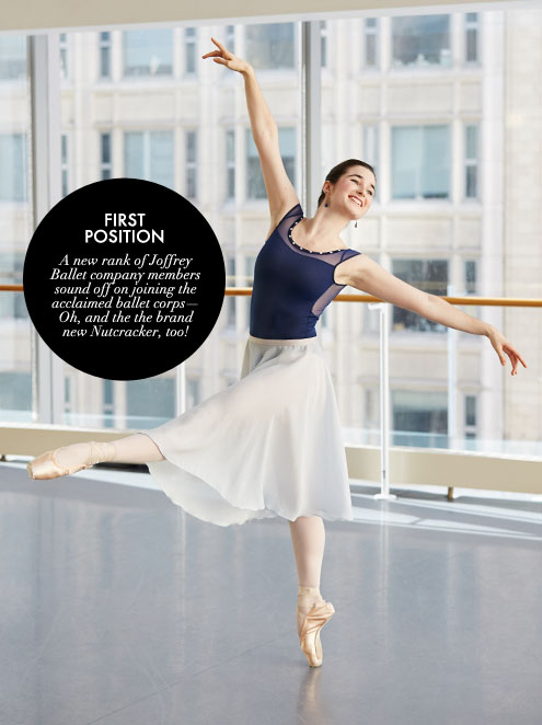 Lucia Connolly Joffrey Ballet