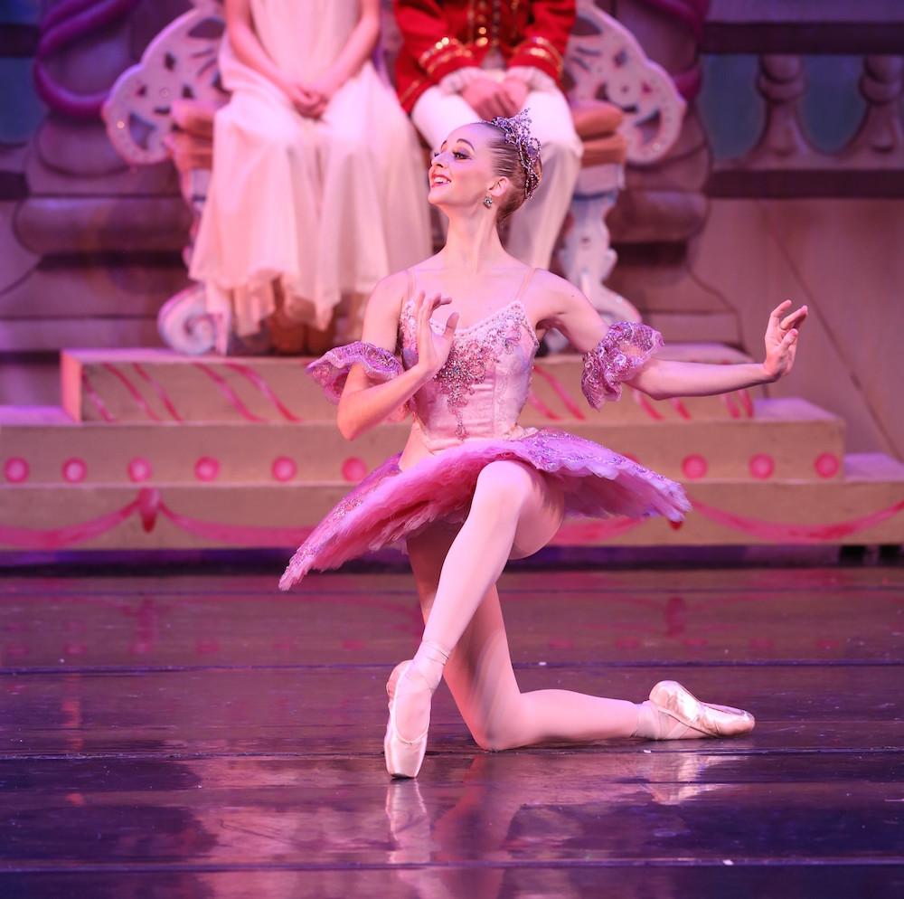 Molly Sugar Plum Fairy