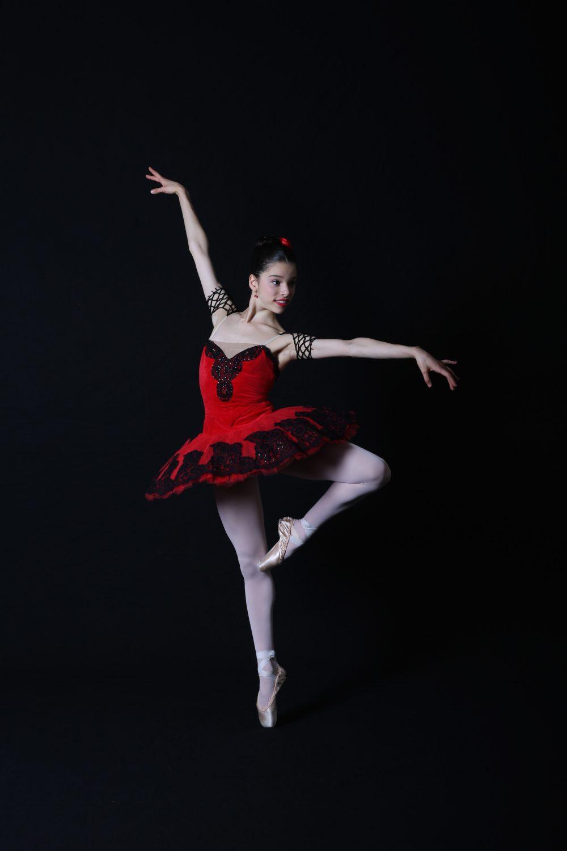 Mirabelle Weinbach in Paquita